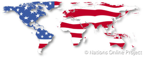 List Of United States Embassies Around The World - Us consulate chennai map