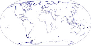 Map Of The World Without Countries.Maps Of The World Political And Administrative Maps Of Continents