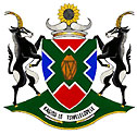 Coat of Arms North-West Province