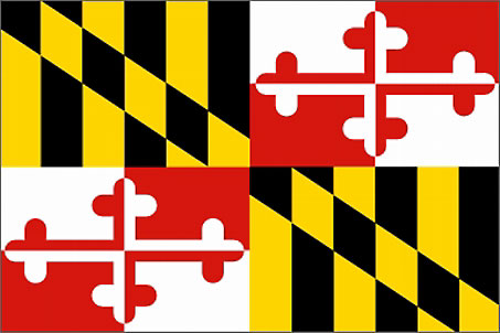 how big is the state of maryland