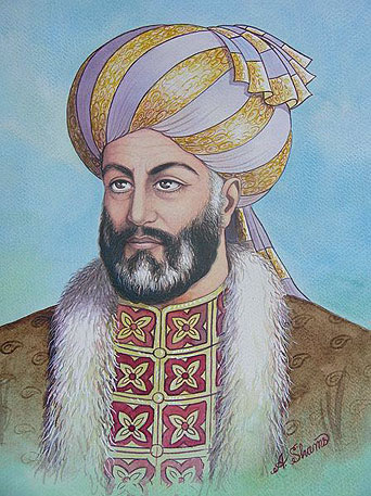 Ahmad Shāh Durrānī, Durrani Empire