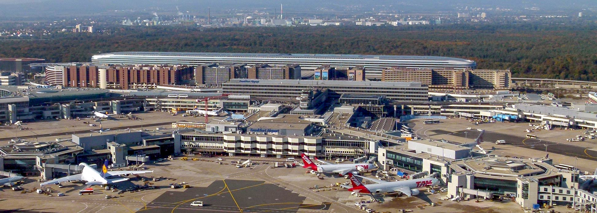 Airports around the World - IATA code: F - Nations Online
