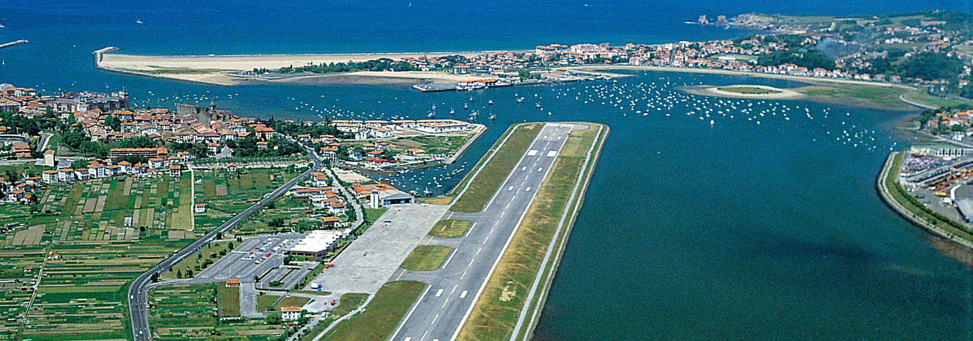 Airports around the World - IATA code: E - Nations Online
