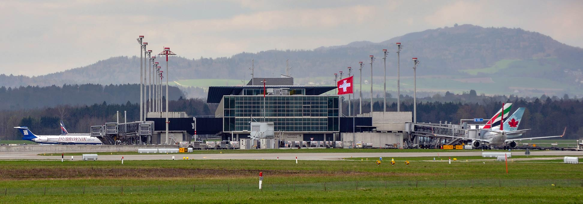 Zurich Kloten Airport Switzerland on zrh airport location