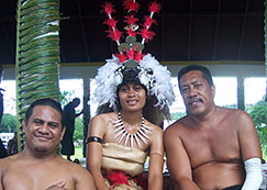 People from American Samoa