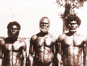 find about peoples history in australia