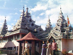 Rangamaty temple, Bangladesh