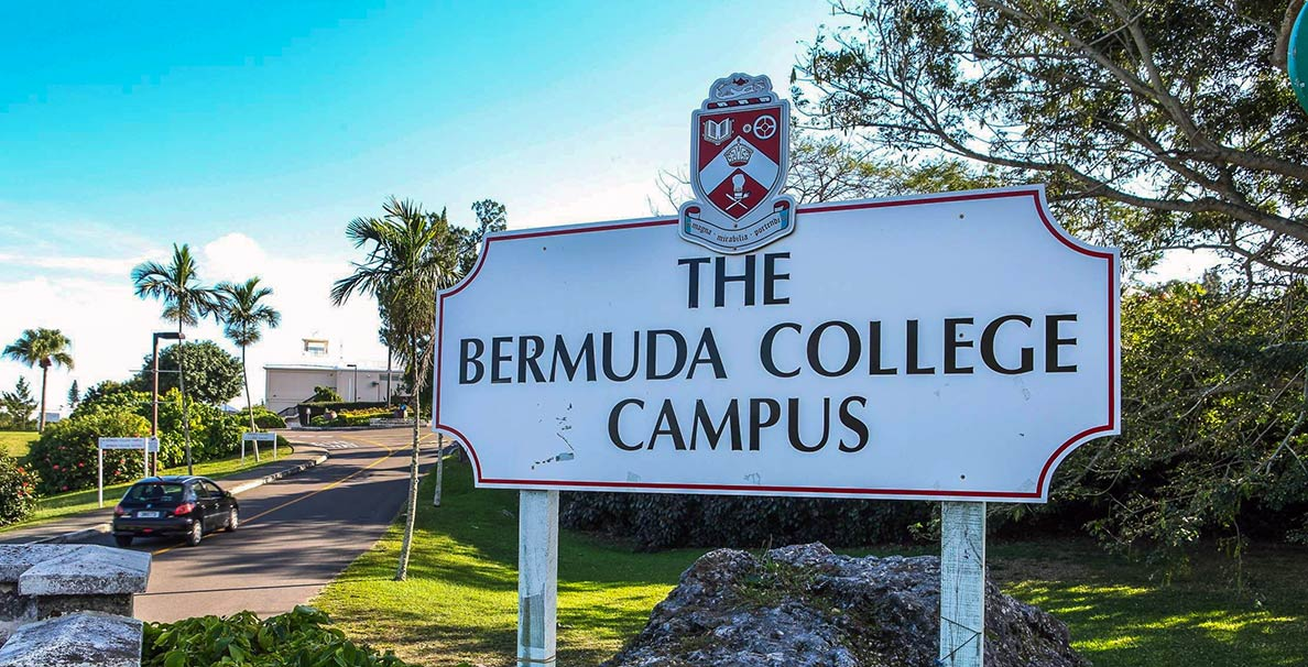 Bermuda College in Paget Parish of Bermuda