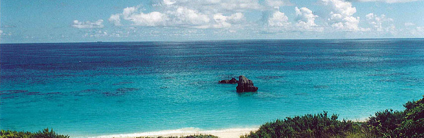 South shore beach, Bermuda