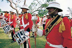 Bermuda Marching Band