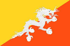 Map Of Bhutan Nations Online Project - Map of bhutan