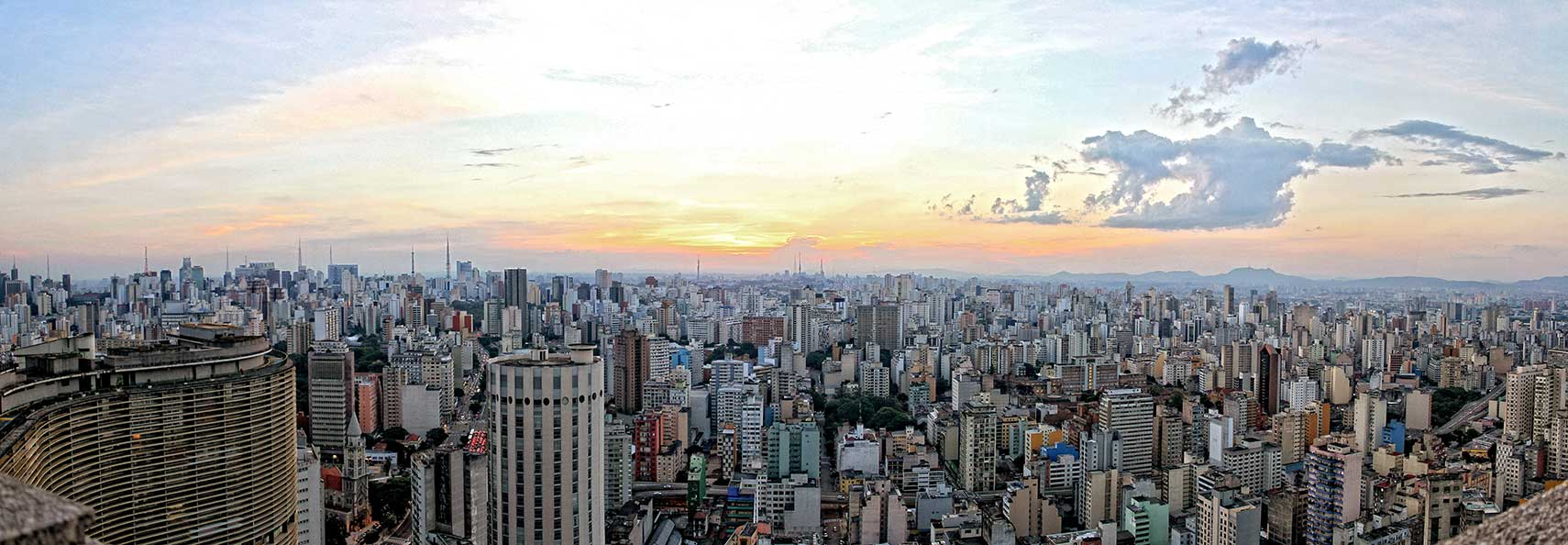 Google Map of São Paulo, Brazil - Nations Online Project