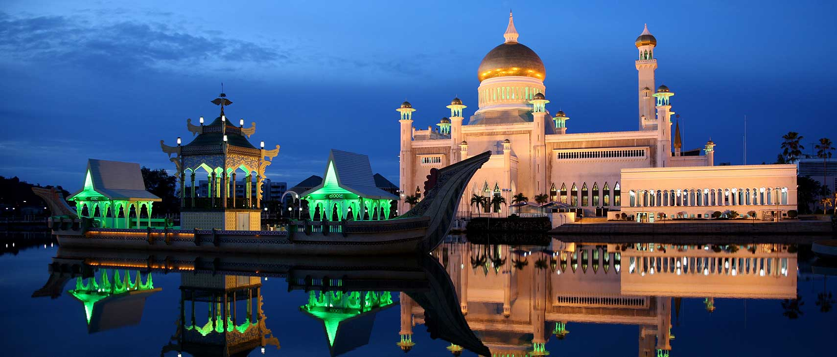 Brunei - Country Profile - Negara Brunei Darussalam