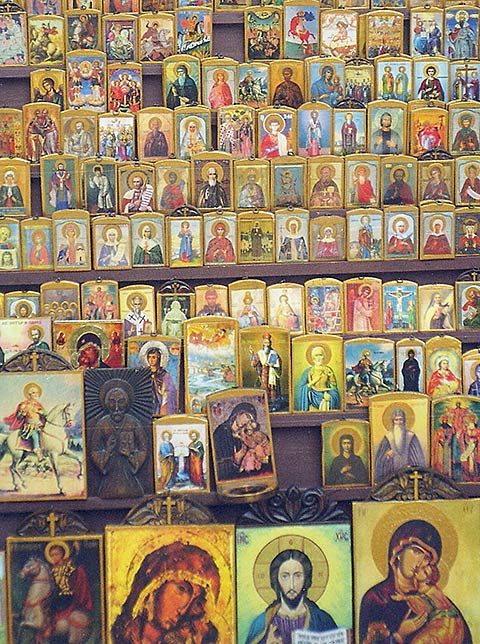 icon paintings