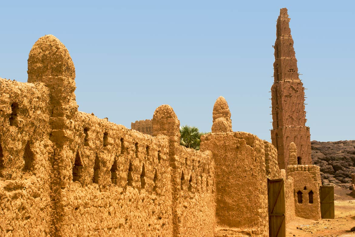 Burkina faso upper volta country profile nations online project great mosque in bani bani department freerunsca Images