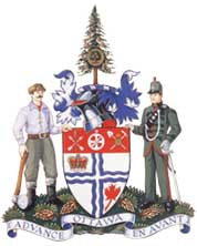 Coat of  Arms of Ottawa