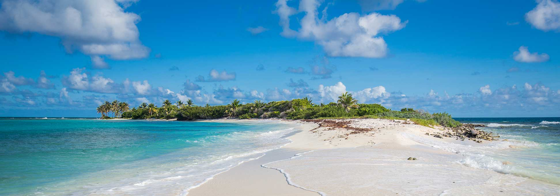 Petit Tabac an island in St Vincent and the Grenadines in the Caribbean