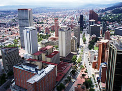 Bogota, Capital of Colombia