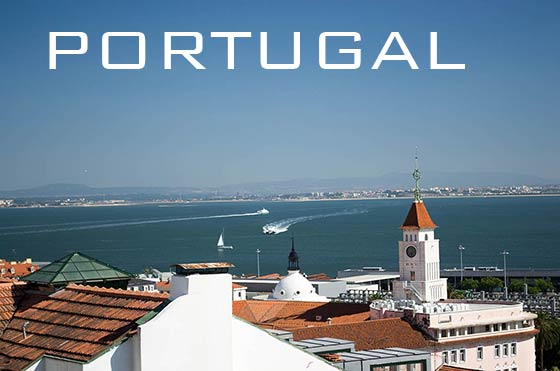 Lisbon, capital city of Portugal