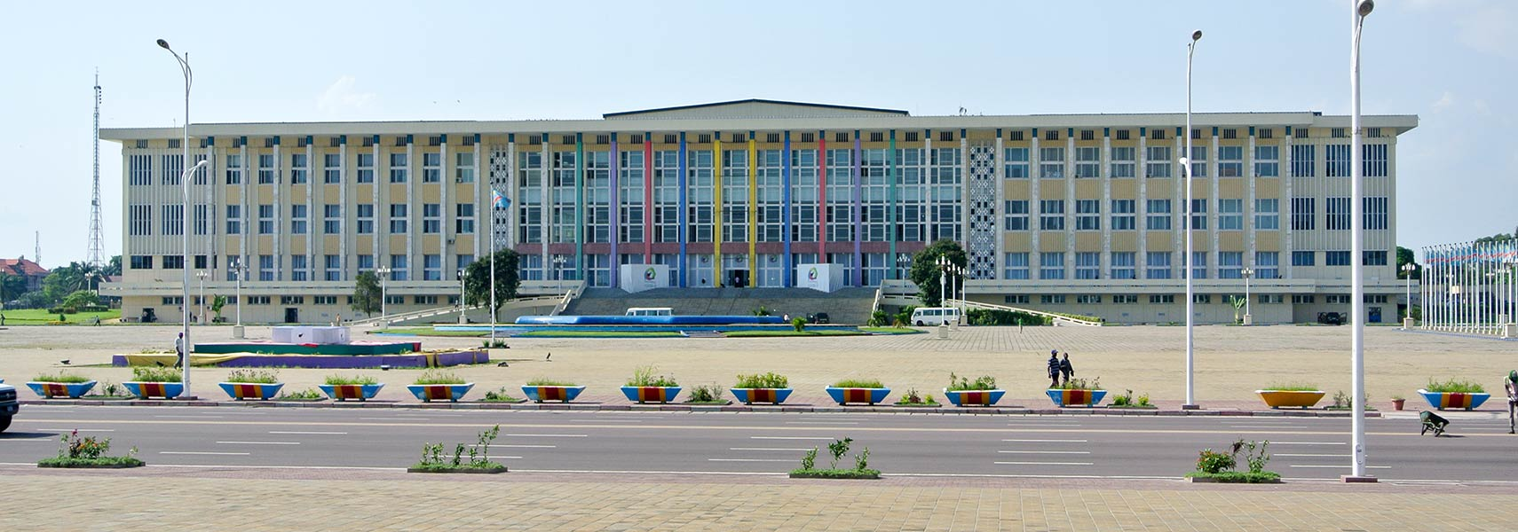 National Assembly, Kinshasa