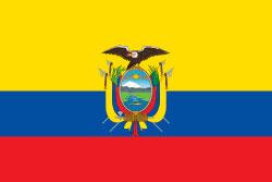 Political Map of Ecuador Nations Online Project