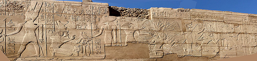 Famous Landmarks Luxor Thebes Egypt Nations Online Project - Map of ancient egypt historical sites
