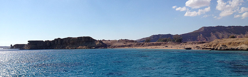 Red Sea at Sharm el-Sheikh
