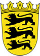 Baden-Württemberg Coat of Arms