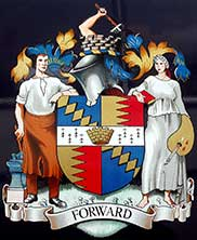 Birmingham Coat of Arms