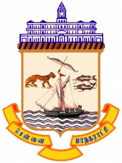 Seal of Greater Chennai Corporation