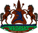 Coat of Arms Lesotho