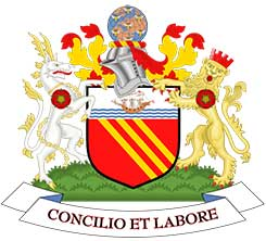 Manchester City Coat of Arms