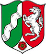 North Rhine-Westphalia Coat of Arms