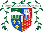 Réunion Coat of Arms