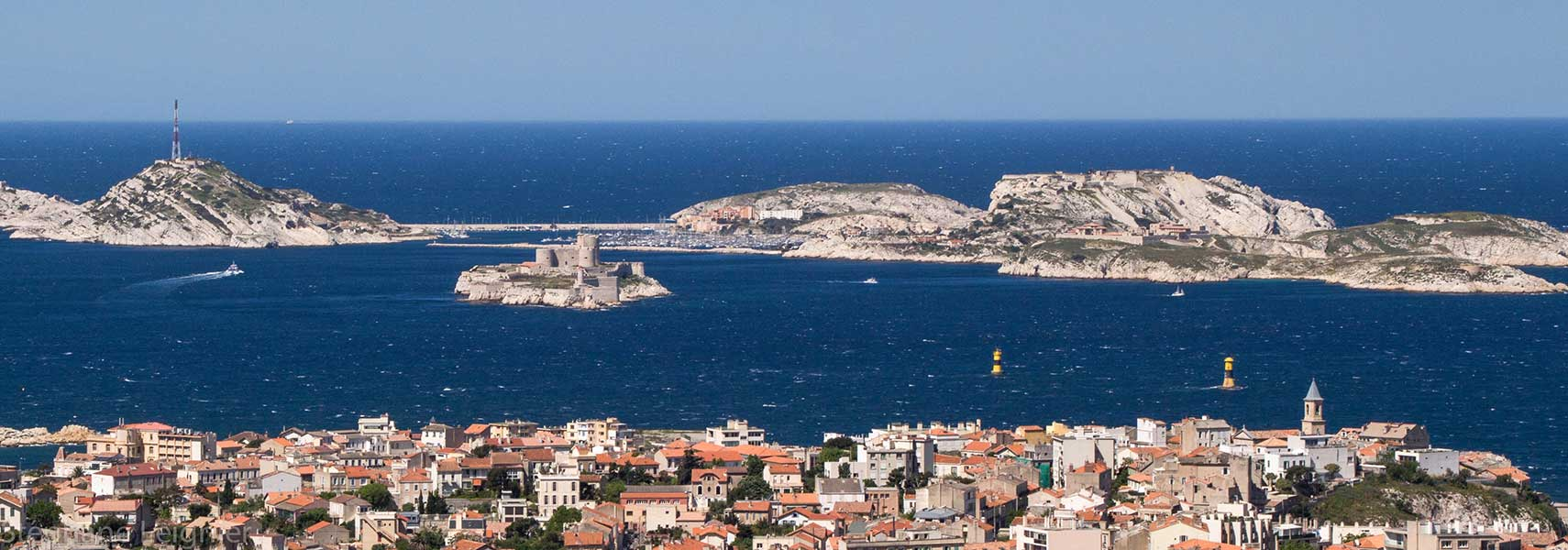 Google Map Of Marseille France Nations Online Project