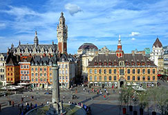 Grand' place, Lille