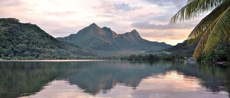 French Polynesia Country Part - 34: Taputapuatea, Rau0027iatea Island