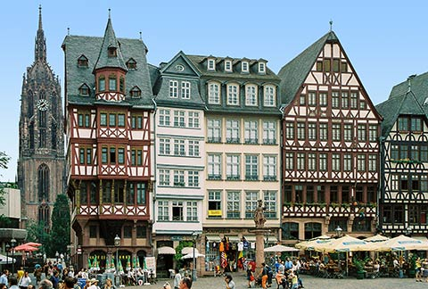 Frankfurt am Main, Old City, Hesse