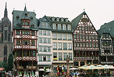Frankfurt, Old City