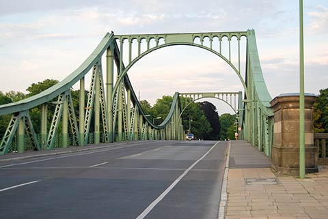 Glienicker Brücke, the Bridge of Spies