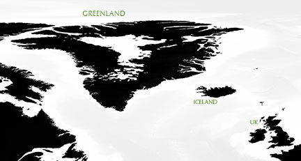 Map rising sea levels interactive