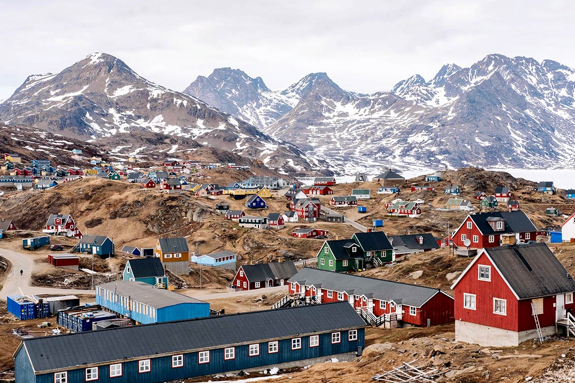Greenland Country Profile Nations Online Project