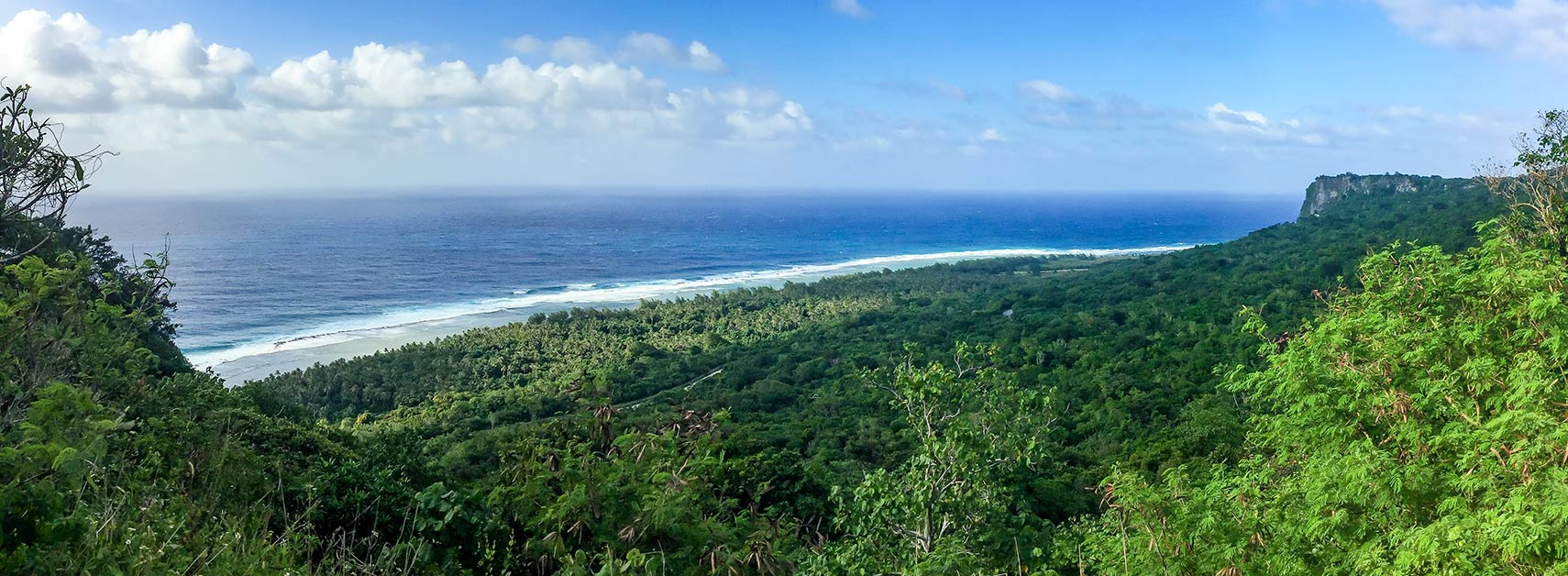 Ritidian Point within Guam National Wildlife Refuge