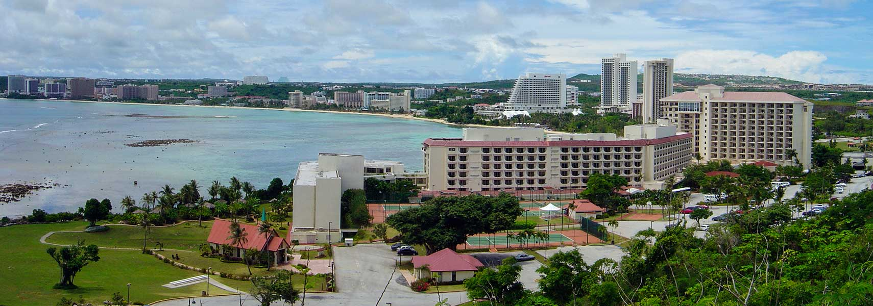 Google Map of Guam - Nations Online Project