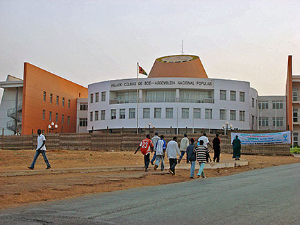 National Assembly in Bissau