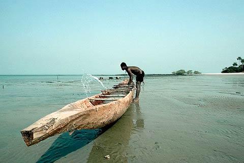 Guinea-Bissau - Bijagós Archipelago