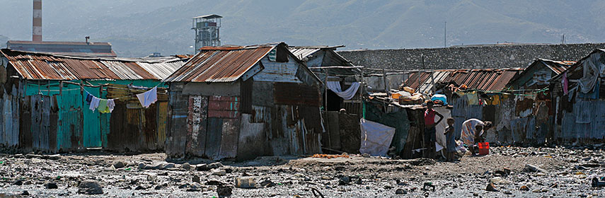 Google Map of PortauPrince Haiti Nations Online Project