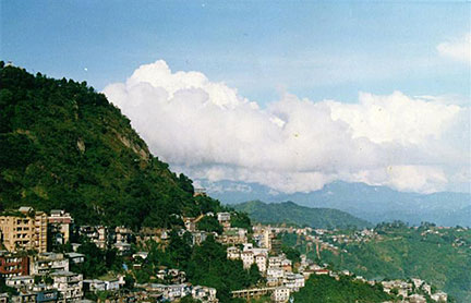 Aizawl capital of Mizoram