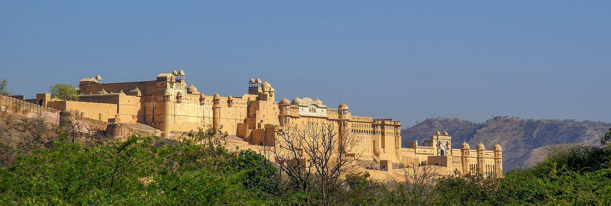 Amer Fort in Jaipur Rajasthan India Google