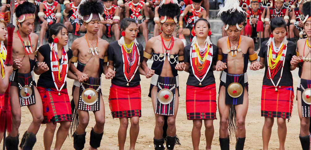Chang tribal dance Nagaland, India